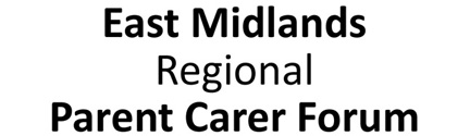 Working in partnership with East Midlands Parent Carer Forums